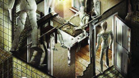 My Soliloquy - Engines Of Gravity album artwork