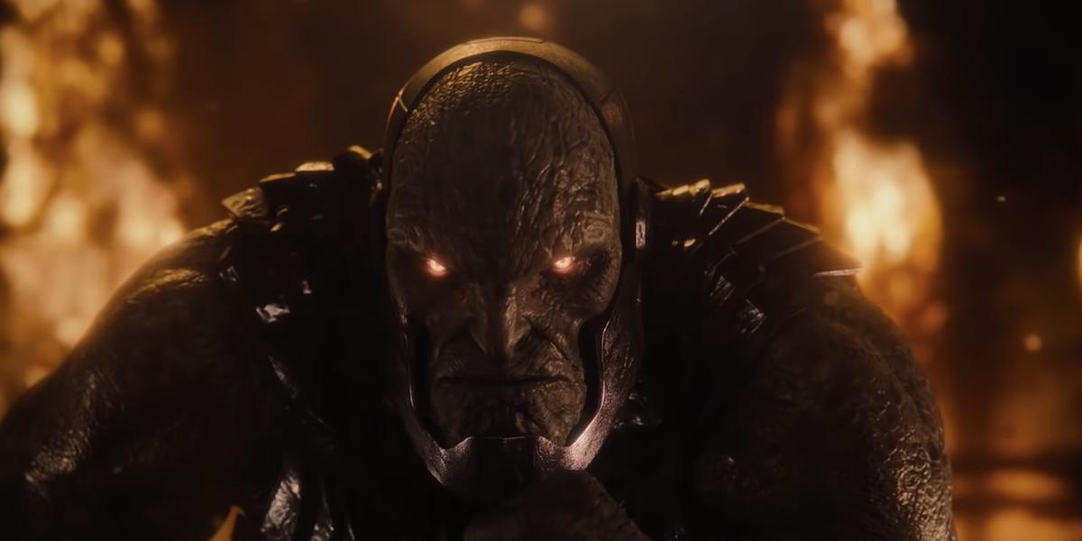 Darkseid in The Snyder Cut trailer
