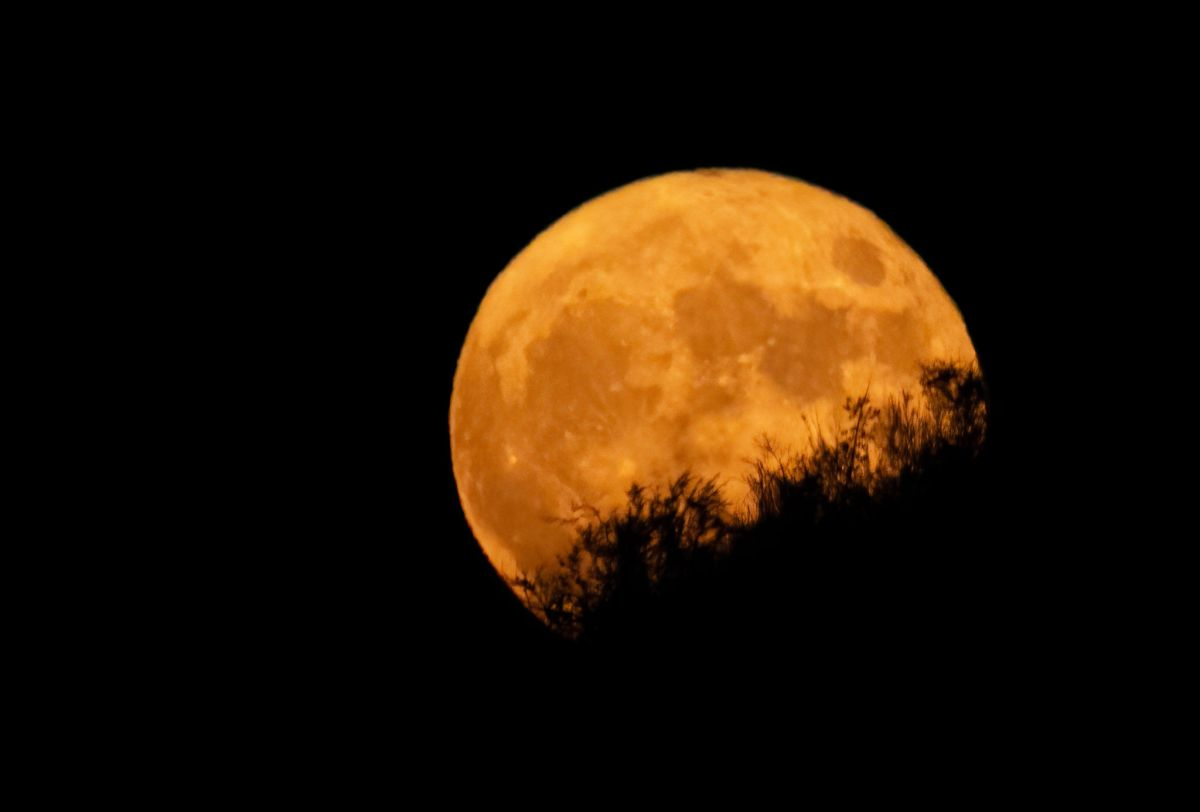 Zany moon monikers: October's 'Blue Moon' and other lunar terms explained