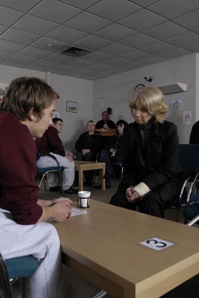 David and Gail rebuild their relationship