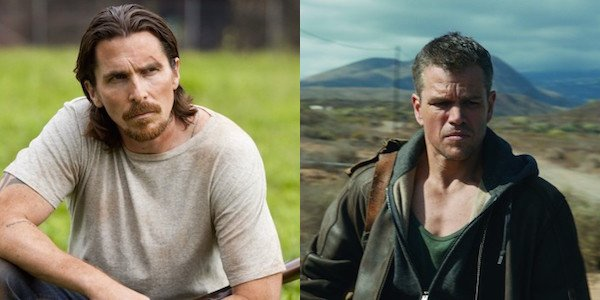 Christian Bale Matt Damon
