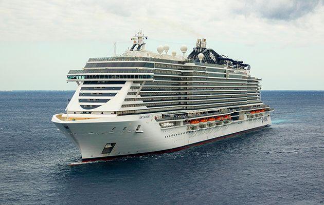 Secrets of the Mega Cruise Ship – Channel 5