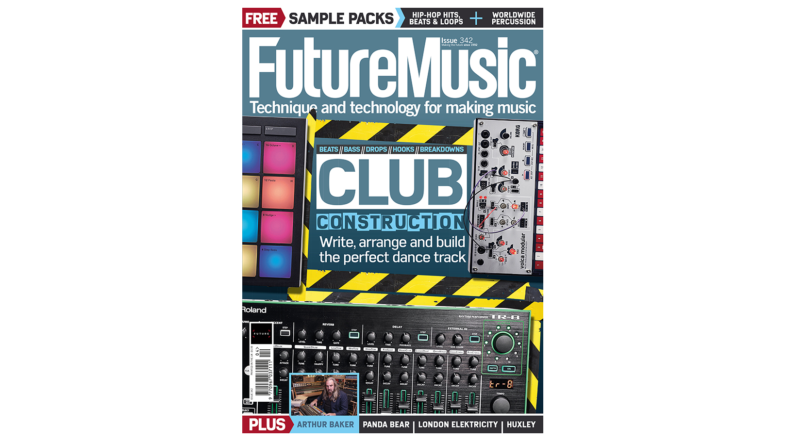 Issue 342 of Future Music is on sale now | MusicRadar