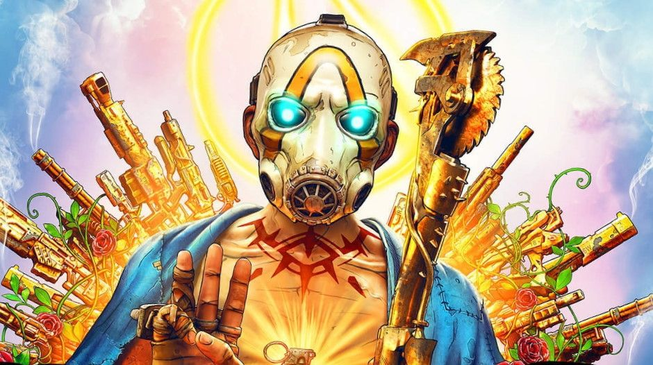 Gearbox boss Randy Pitchford may be hinting at a new Borderlands game