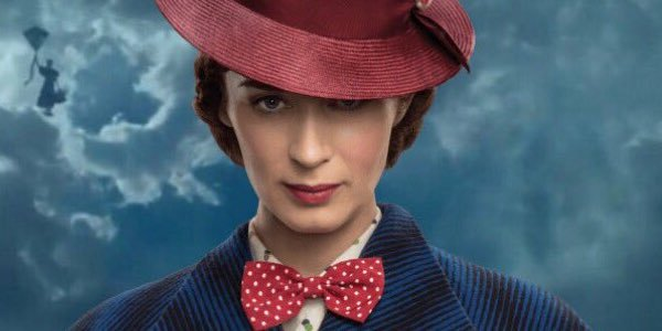 Why Mary Poppins Returns' Songs Were Easier For Emily Blunt Than Into The Woods
