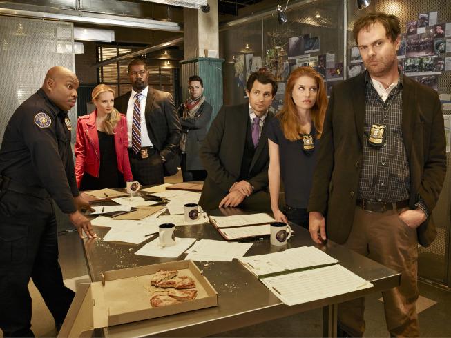 Rainn Wilson Is A Wry And Rugged Detective In Fox's Backstrom Trailer #31334