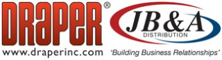 JB&A Now Offering Draper Products