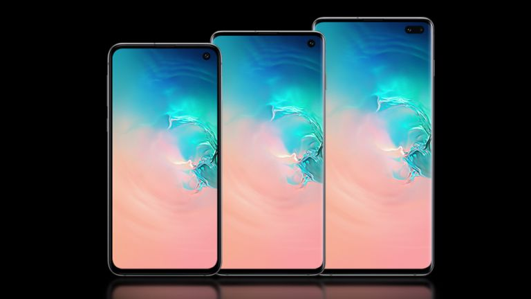 Samsung S10e vs Galaxy S10 vs Galaxy S10 Plus
