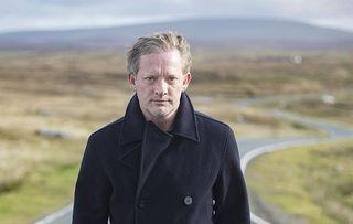 Douglas Henshall in Shetland