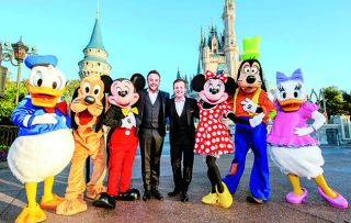 Ant and Dec take things out on a high with a series finale from Walt Disney World, Florida.