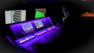 High-Tech Calvary Chapel Las Vegas Mixes with Allen & Heath