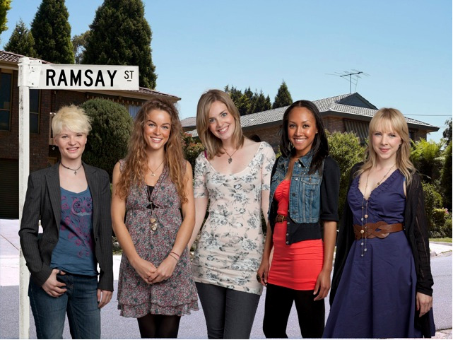 Be A Star On Neighbours: Final five revealed!