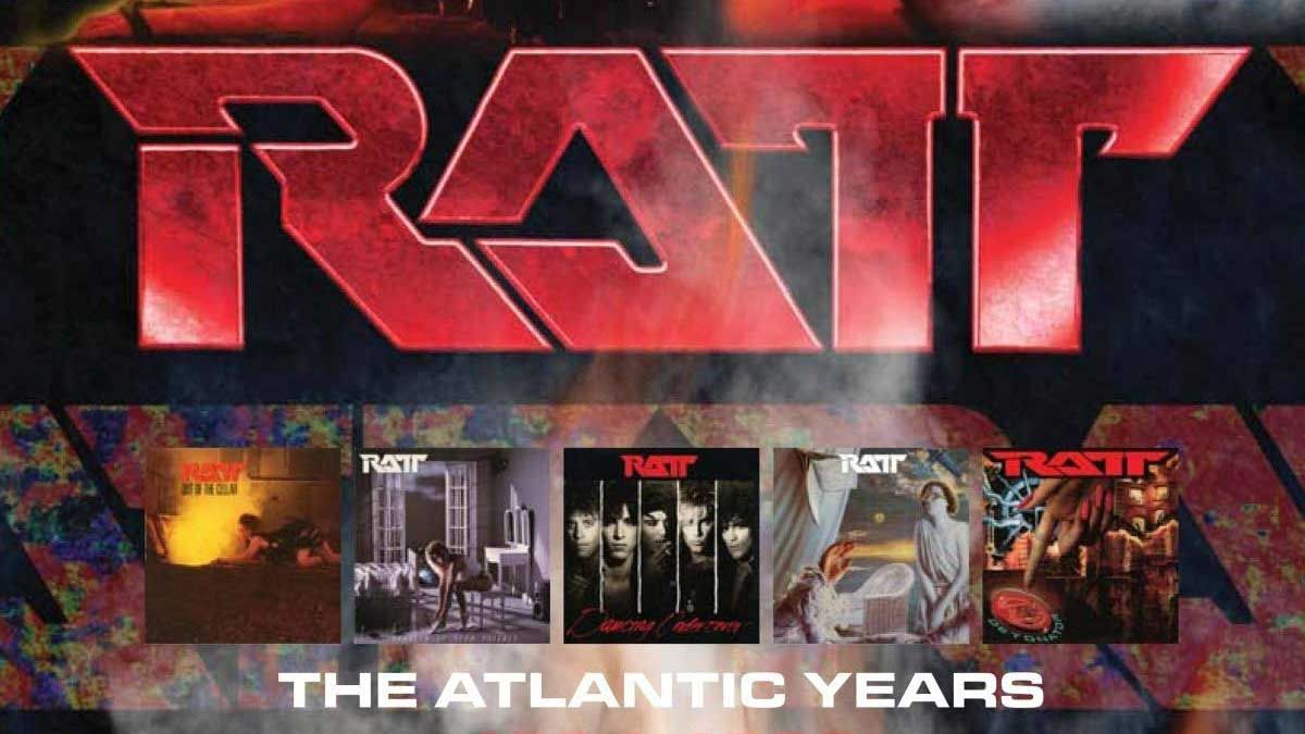 Ratt's The Atlantic Years 1984-1990: should history have been kinder?