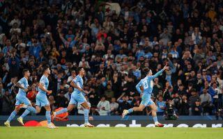 Manchester City v RB Leipzig – UEFA Champions League – Group A – Etihad Stadium