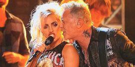 See Lady Gaga's Giant Back Tattoo