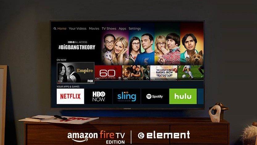 Amazon Fire TV and IMDB partner up for ad-supported channel