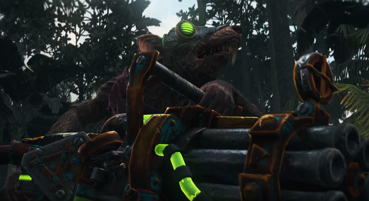 Total War: Warhammer 2 DLC trailer recreates a classic scene