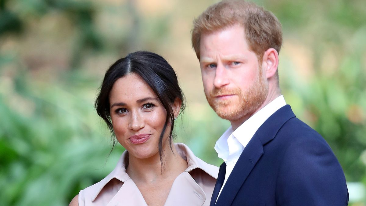 The trailer for Prince Harry and Meghan Markle's new Lifetime film is here—and it plots out their shocking departure