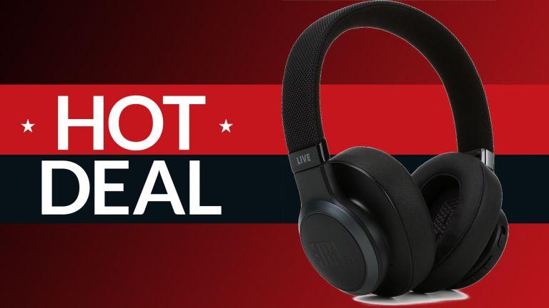 Newegg's cheap JBL wireless headphone deal saves you $50 on a new pair of JBL LIVE 500BT wireless headphones.