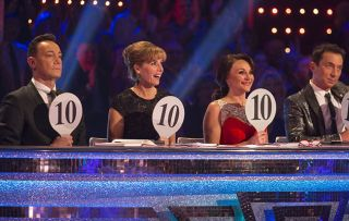 Darcey Bussell Strictly Come Dancing