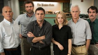 A press shot from the movie Spotlight