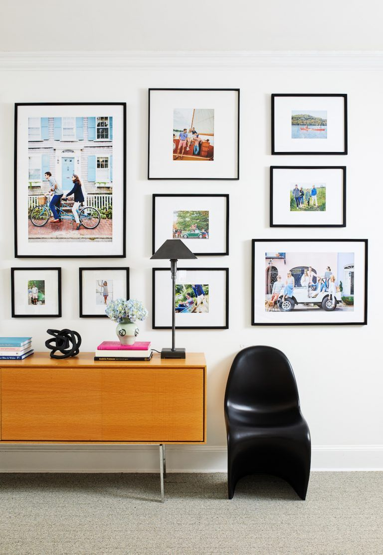 Gallery wall ideas - 37 inspiring ways to turn art into an installation