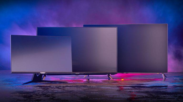 Gigabyte OLED monitor gaming TV PS5