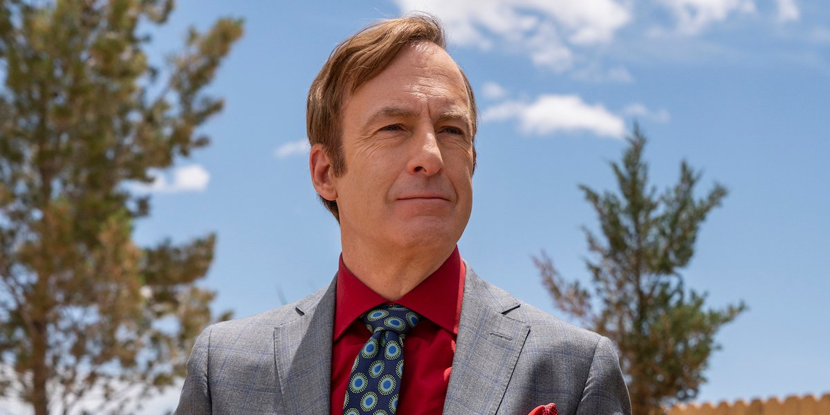 saul goodman at mr. acker's better call saul season 5