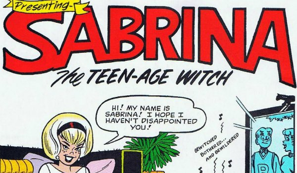Sabrina the Teenage Witch Archie Comics