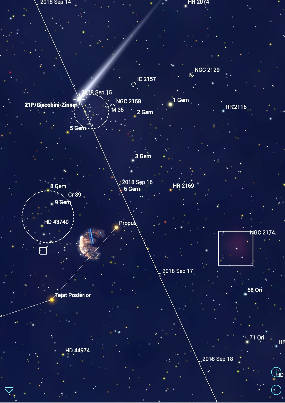 Spotting the Comets of 2018 and Tracking Their Spectacular