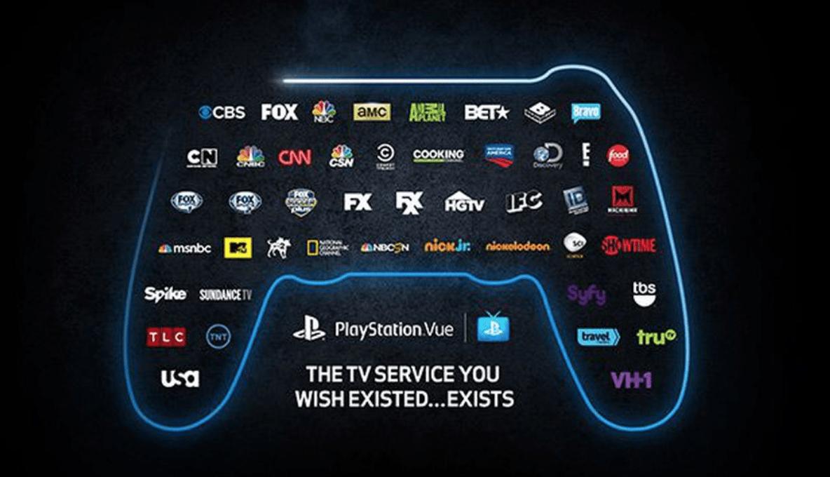 Cancel playstation vue cause of shutdown