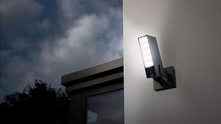 best security camera: Netatmo Smart Outdoor Security Camera
