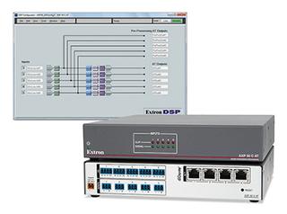 Extron Ships Five Input Audio Expansion Processor