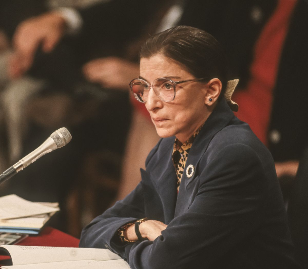 Astronauts, NASA chief mourn death of Supreme Court Justice Ruth Bader Ginsburg