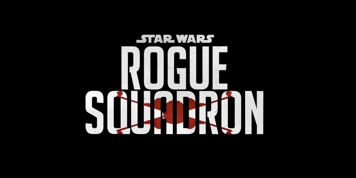 Star Wars Rogue Squadron Patty Jenkins move logo