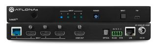 Atlona Ships JunoX 451 HDMI and HDBaseT Switcher