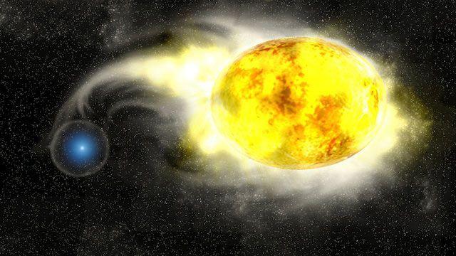 'Oddball' star shocks scientists with strange supernova