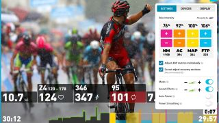 Sufferfest will now guide you through four weeks of training