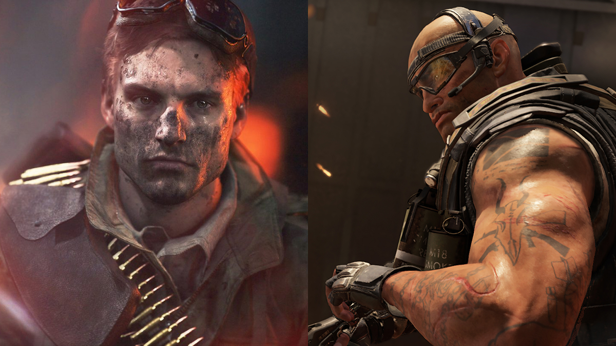 Call of Duty: Black Ops 4 v Battlefield V - which shooter should you