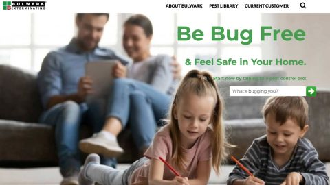 Bulwark Pest Control review