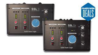 The best SSL 2 and SSL 2+ audio interface deals March 2021: cheap SSL interface deals