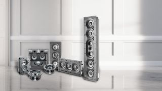 Focal's 1000 Series features in-wall speakers and adjustable drivers