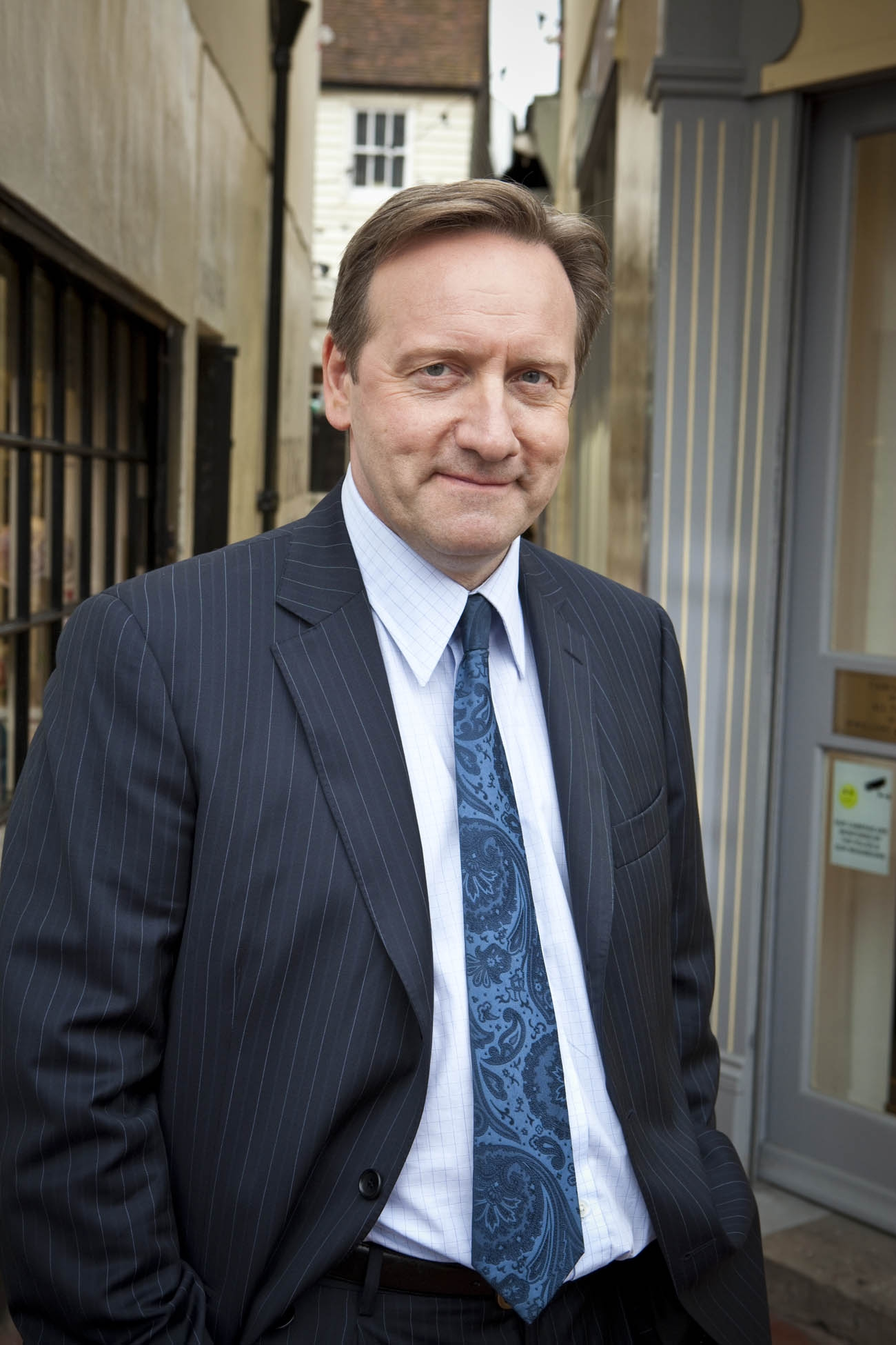Neil Dudgeon Inspector Barnaby