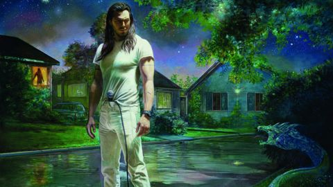 Cover art for Andrew W.K. - You're Not Alone album