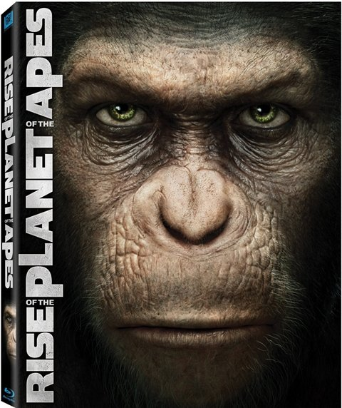 Rise Of The Planet Of The Apes Conquers Blu-Ray This December #5189