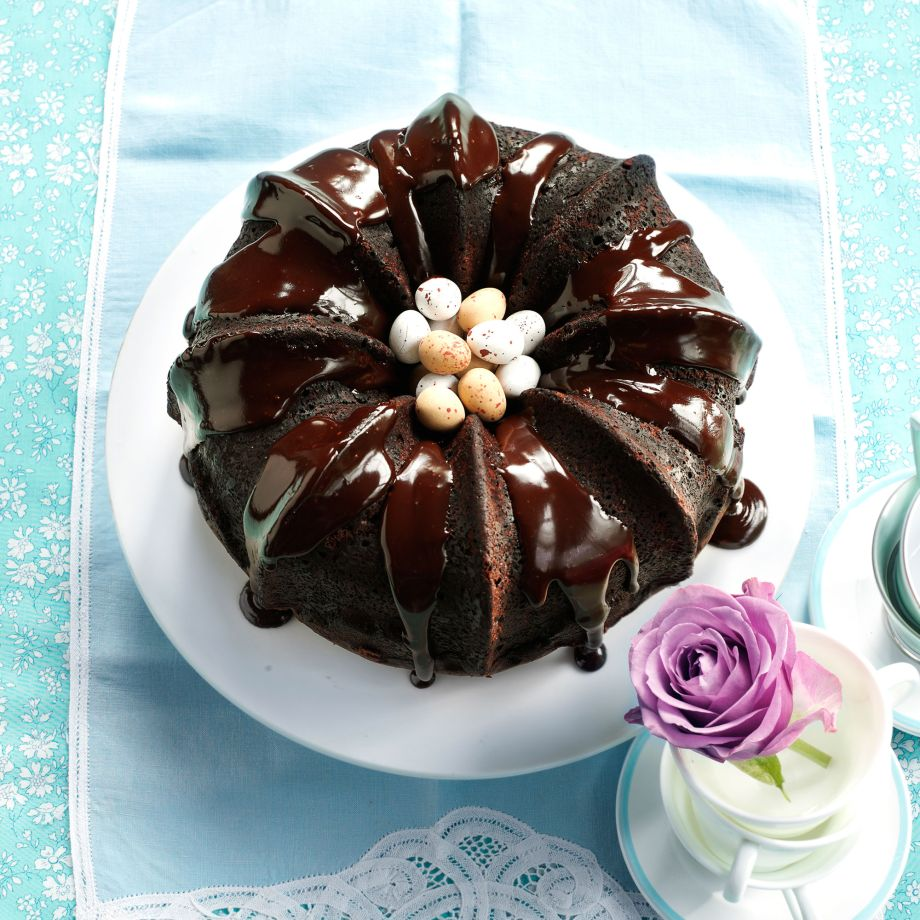 Mocha Chocolate Bundt Cake Dessert Recipes Woman Home