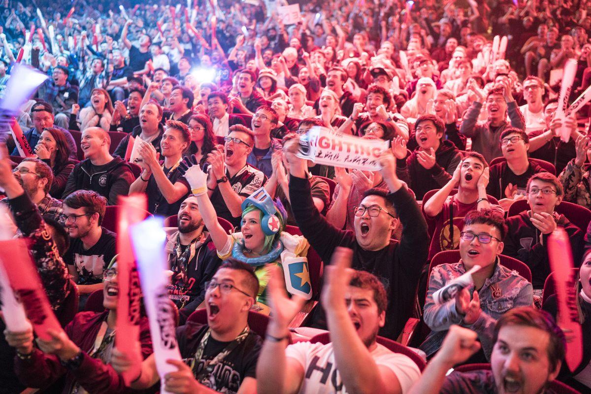 Riot cancels the League of Legends Mid-Season Invitational tournament