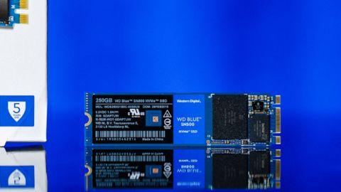 WD Blue SN500 M.2
