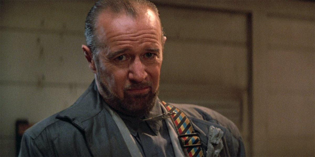 Bill And Ted's Excellent Adventure George Carlin as Rufus