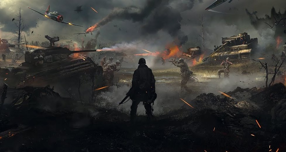 Resultado de imagen para Hell Let Loose gameplay trailer showcases 'authentic' WWII combat (Updated)